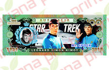 Leonard Nimoy - Mr. Spock - Australian Novelty Money