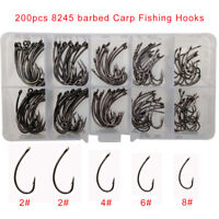 Details about  /Gardner Tackle Rigga CVR Hook *All Sizes Barb /& Barbless* NEW Carp Fishing Hooks