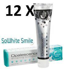 12x Opalescence Sensitivity Reliefl Whitening Toothpaste Mint 133 g (4.7 oz)