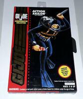 Gi Joe Hasbro Action Sailor 1994 Commemorative Collection MIB MOC Action Figure