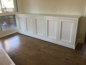 158 Local Made Brand New Kennard Storage Cabinet TV Stand