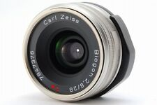 TOP MINT Contax Carl Zeiss Biogon F2.8 28mm T* For G1 G2 From Japan #Z335