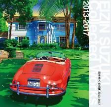 Eizin Suzuki Collected Works 2013 - 2017 Art Visual Book Anthology Japan