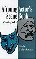 Young Actor's Scene Book: A Training Tool: By Barbara Marchant