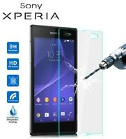 Tempered Glass Screen Protector For Sony Xperia XZ/X Compact/L1/L2/XA1/X/XZ1/Z5
