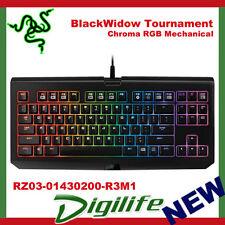 Razer BlackWidow Tournament Chroma Edition RGB Mechanical Gaming Keyboard