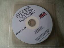 DIZZEE RASCAL - DIRTEE CASH - 3 MIX PROMO CD SINGLE