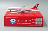 Sichuan Airlines A330-200F Reg: B-308Q JC Wings Scale 1:400 Diecast model LH4146