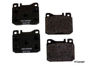 Disc Brake Pad Set Front WD Express 520 01451 001