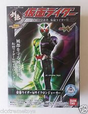 Masked Kamen Rider W Hyper Detail Molding Action Figure Candy Toy Bandai # 1