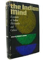 Charles A. Moore THE INDIAN MIND  1st Edition 1st Printing