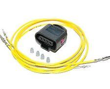AUDI VW Skoda 4 pin connector stecker 1J0973704 1J0 973 704 with repair wire