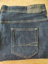 3xl {42] mens PREVIEW SLIM TAPERED denim jeans INDIGO{rrp $39.00} last one
