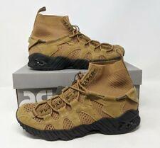 Asics Gel-Mai Knit MT Tan Hiking Shoes Lightweight Mid Tiger Black 8