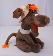 Vintage Youngstreet Productions 1980 Hee Haw Plush Donkey Possum Trot W/ Tags