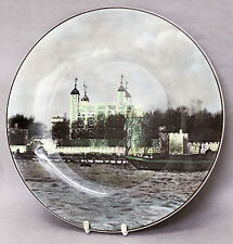 Vintage Royal Doulton Tower of London Cabinet Plate TC1030 Charger Collector