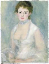 PIERRE-AUGUSTE RENOIR MADAME HENRIOT LIMITED EDITION ART PRINT 18x24 painting