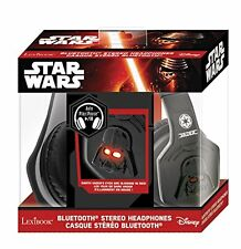 Star Wars Dark Vador sans fil Bluetooth Casque stéréo casque Incandescent Yeux.
