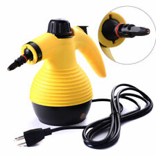 1050W Multi Purpose Portable Handheld Steam Cleaner Steamer W/Attachments