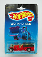 Hot Wheels Workhorses Old Number 5 1988 New Free Shipping