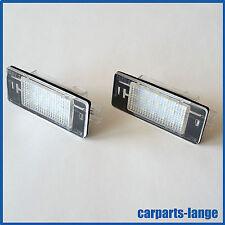 LED SMD SET Opel Vectra Kennzeichenbeleuchtung Kennzeichen Leuchte - TÜV FREI -