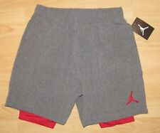Nike Jordan Basketball Shorts with built in Compression Shorts size Youth Large