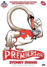 AFL Premiers 2012 - Sydney (DVD, 2012)