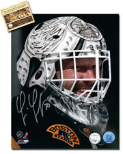 Tim Thomas Signed 8x10 Hockey Photo - WCA Hologram Certified COA