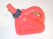 Little Tikes Red Black Gas Can Toy for Lawnmower Cozy Coupe Car Replacement