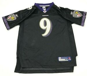 Reebok Steve McNair Baltimore Ravens Football Jersey Youth Size Extra Large NFL