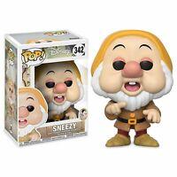 Pop! Disney Snow White Sneezy #342