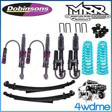 "Mitsubishi Triton ML MN Dobinsons MRR Adjustable Complete Lift Kit 2""-3"" Lift"