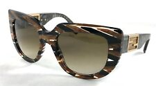 Fendi 0031/S 07YQ/CC Brown Tobacco/ Brown Gradient sunglasses limited edition