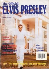 Elvis Presley Fan Club Official Magazine Autumn 1997