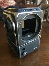 Hasselblad 500 EL/M Body With Battery And Charger- Mint- Works Great