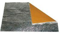 Plaque adhesive pare chaleur 200 mm X 300 mm resistance 500° NEUF heat shield
