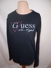 T-shirt Guess Noir Taille L à - 52%