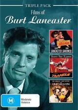Burt Lancaster (DVD, 2016, 3-Disc Set)