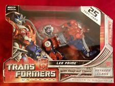Transformers Universe 2.0 Voyager Class Leo Prime Hasbro MISB