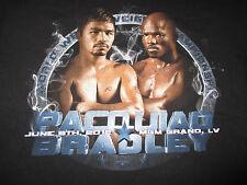 """June 9, 2012 MGM GRAND MANNY """"PAC MAN"""" PACQUIAO vs TIMOTHY BRADLEY (LG) T-Shirt"""
