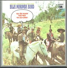 BAJA MARIMBA BAND Do You Know The Way to San Jose  4 Track Reel Tape 100% Tested