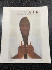 Rare Air Michael Jordan Photographic Book Chicago Bulls Nba collectible