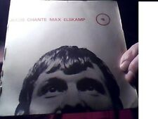 EP JULOS BEAUCARNE CHANTE MAX ELSKAMP - Ô CLAIRE SUZANNE ADOLPHINE +3 ALPHA 1021