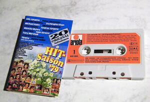 HIT-SAISON ´79 Timmy (Der Hamster), Tina York, Mathieu. Ariola MC NEU/UNGESPIELT