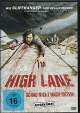 DVD High Lane - Schau nicht nach unten!, Horror
