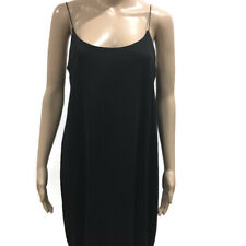 Sportsgirl Womens Size M Black Dress Ladies Casual Sophisticated Midi