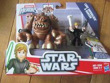 Brand New Playskool Star Wars Galactic Heroes Han Solo /& Sidon Ithano Figures