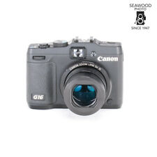 Canon Power Shot  G16 12.1 MP UGLY