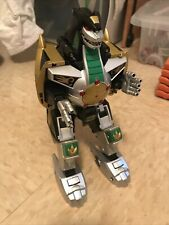 Bandai Power Rangers Legacy Green Dragonzord 9.1 inch Action Figure