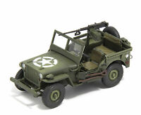 S-Model US Army 1/72 Willys Jeep With Tent Finished Product #CP0602